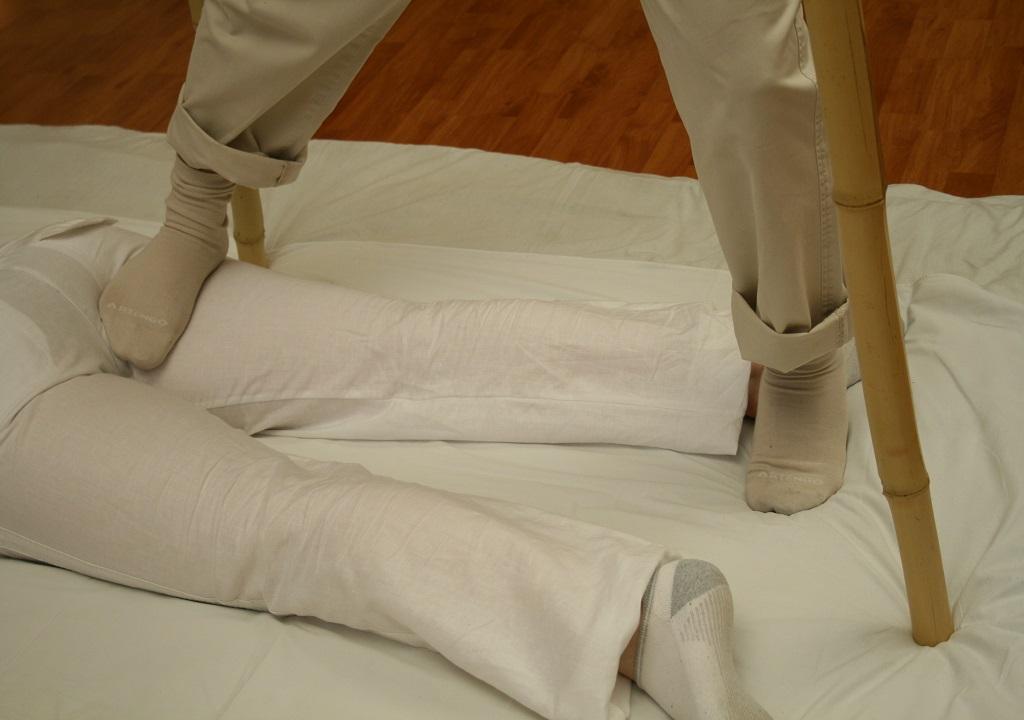 KENG RAK - Massaggio Coreano Schiena