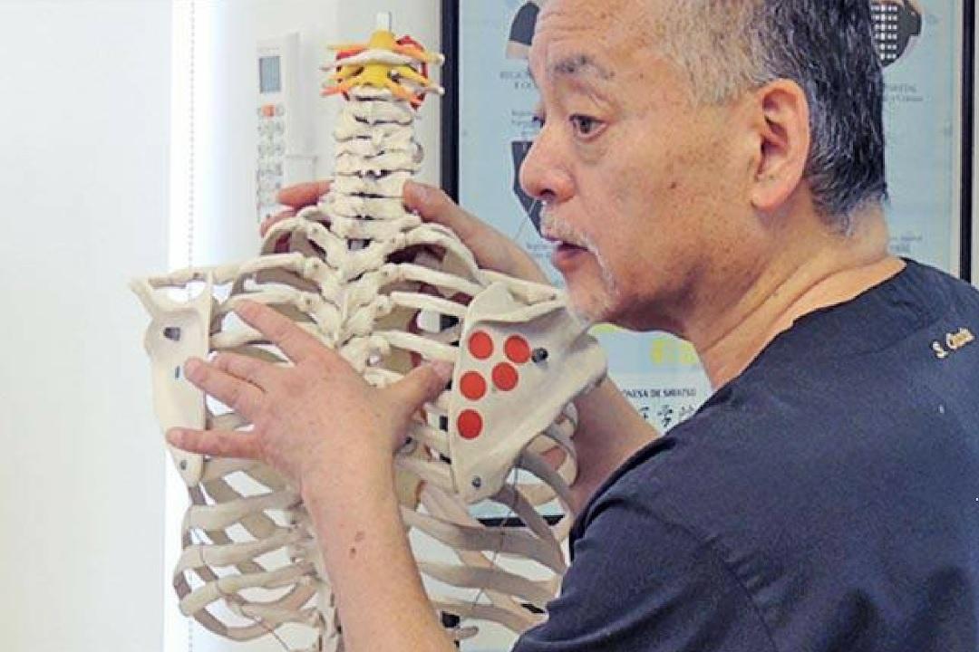 Corso monotematico di Shiatsu con Shigeru Onoda