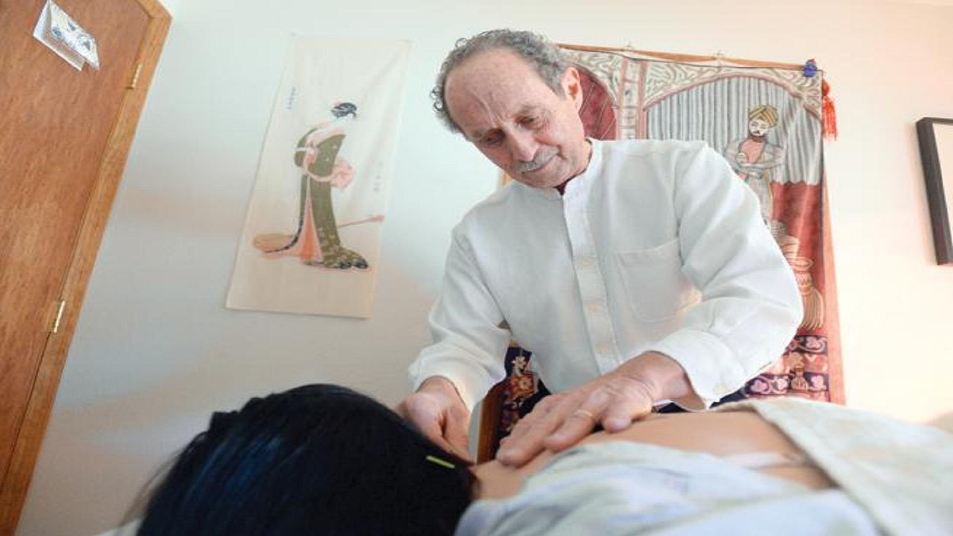 Koshi balancing - integrated manual medicine con Jeffrey Dann